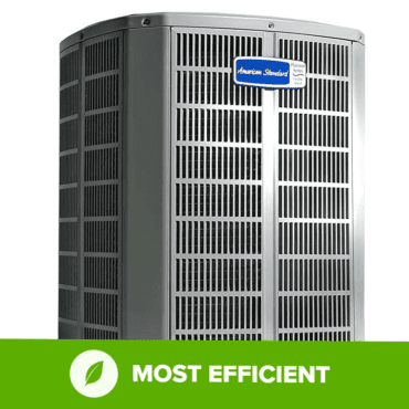 new american standard air conditioning