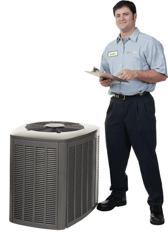 Expert Eco Temp HVAC Technician